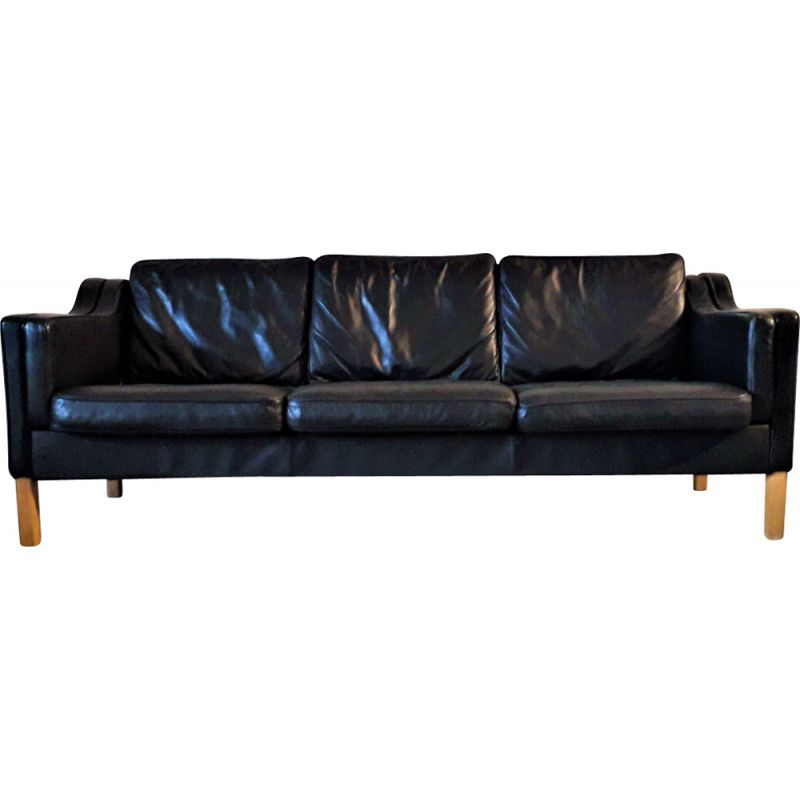 Brilliant Vintage Scandinavian Sofa By Borge Mogensen Gmtry Best Dining Table And Chair Ideas Images Gmtryco