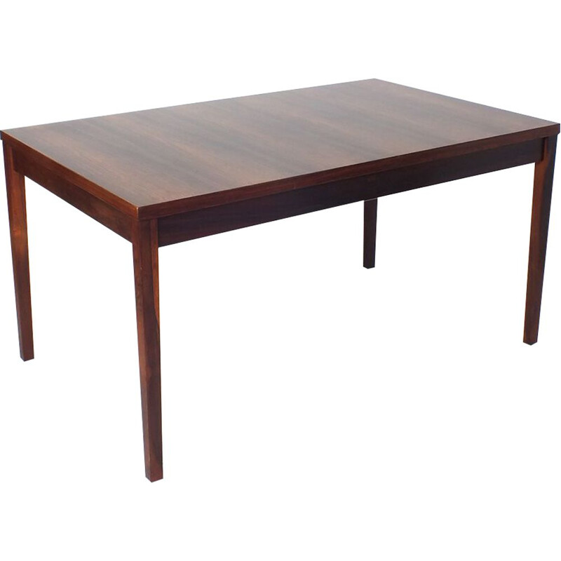Vintage rosewood dining table
