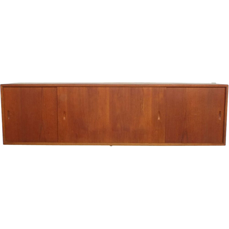 Vintage Danish floating sideboard from Royal System by Poul Cadovius