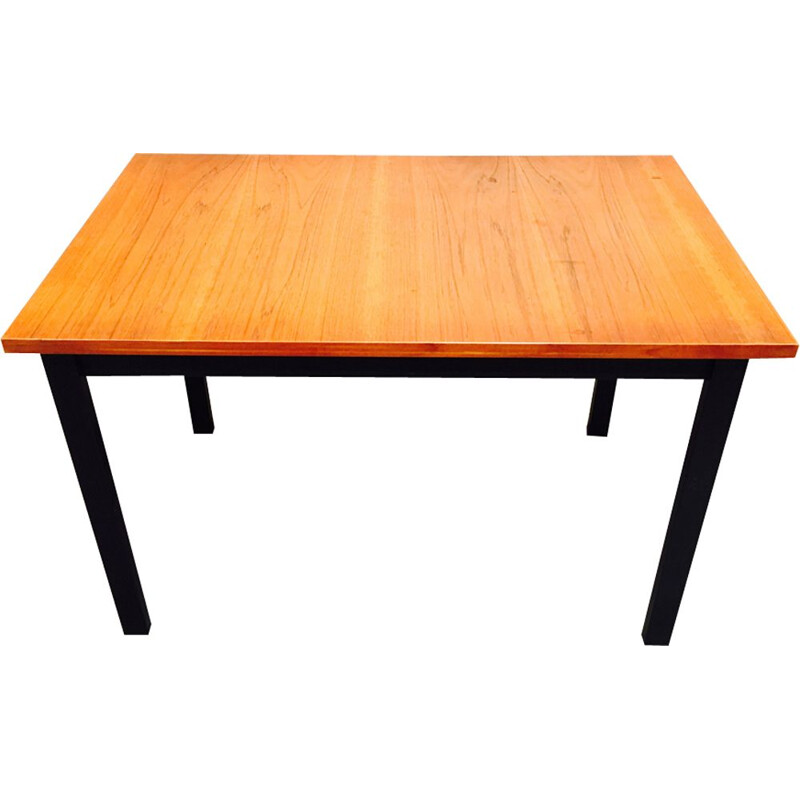 Vintage extension table Scandinavian