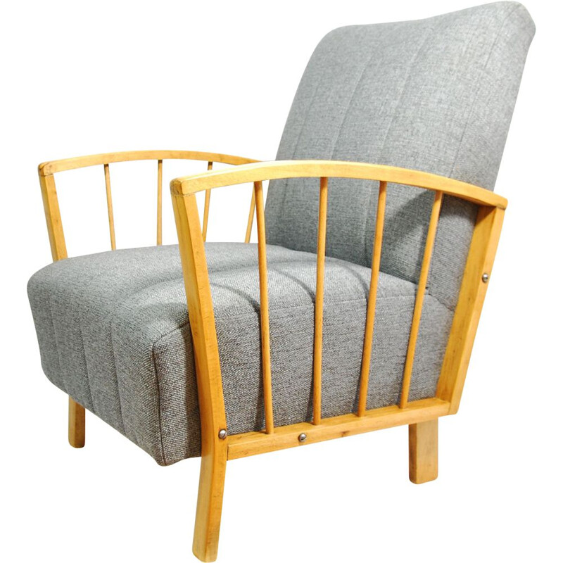 Large modernist armchair, Germany 1960