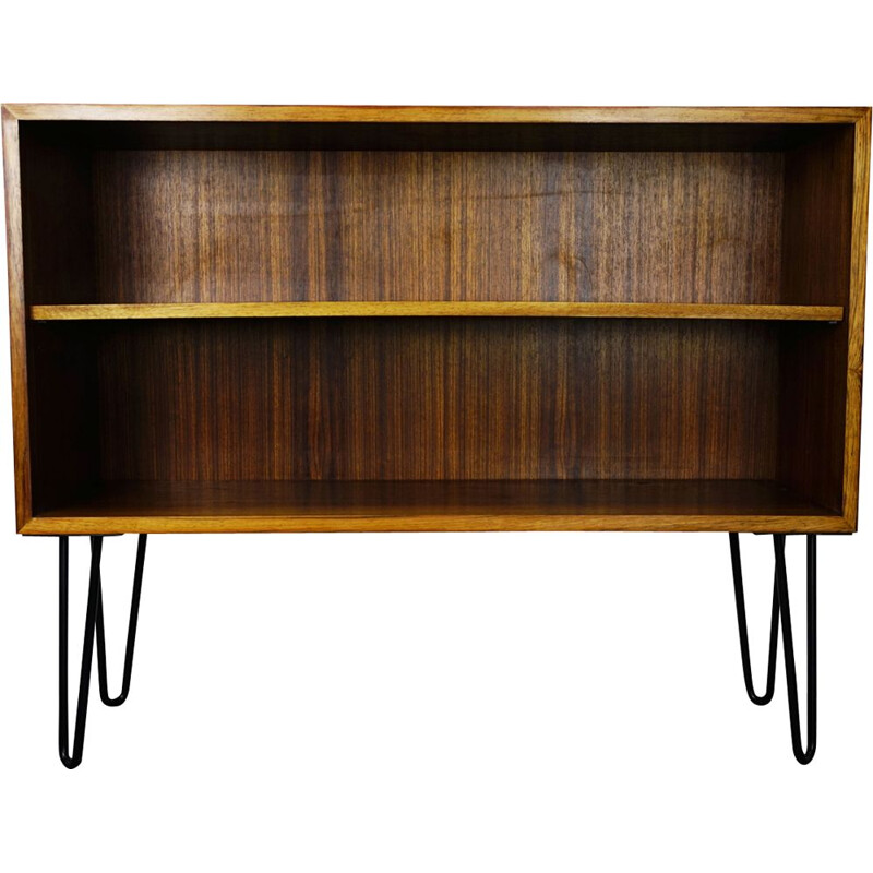 Small Sideboard in Rosewood with Hairpin Legs 1960