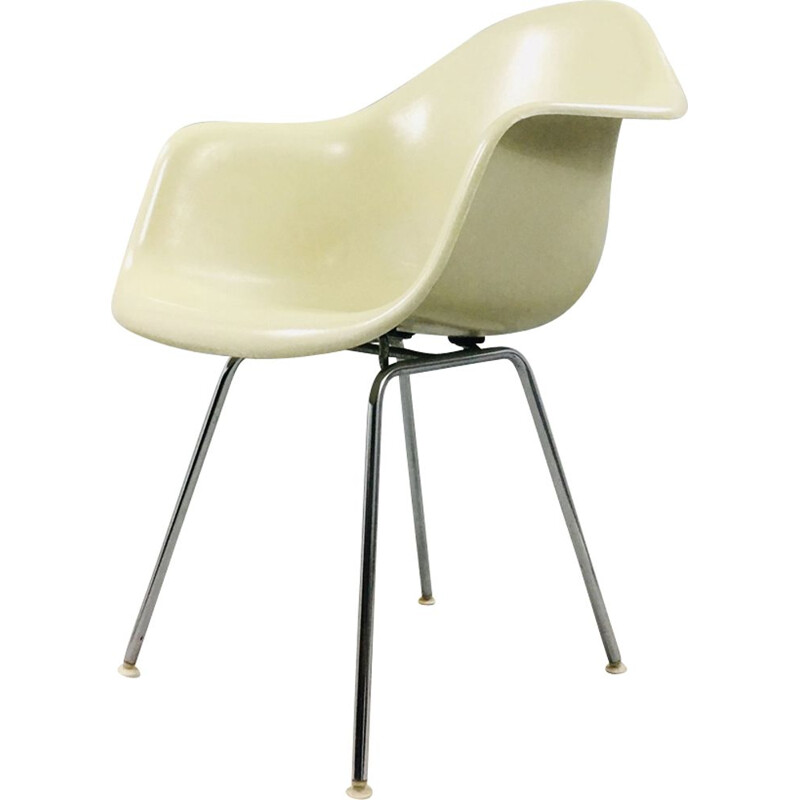 Vintage armchair DAX by Charles and Ray Eames for Herman Miller