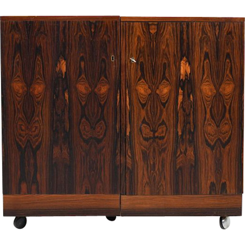 Bar Cabinet in Rosewood by Torbjørn Afdal for Bruksbo 1960s