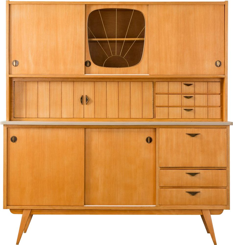 1950s Kitchen Cabinet: Vintage Kitchen Cabinet 1950