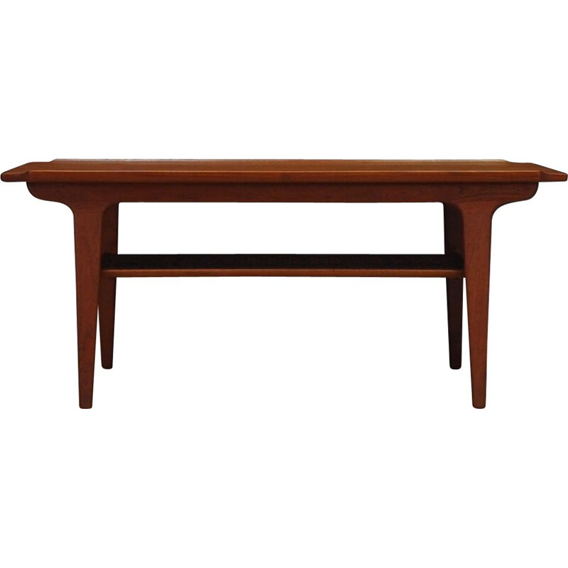 Vintage coffee table in teak, danish design 60 70