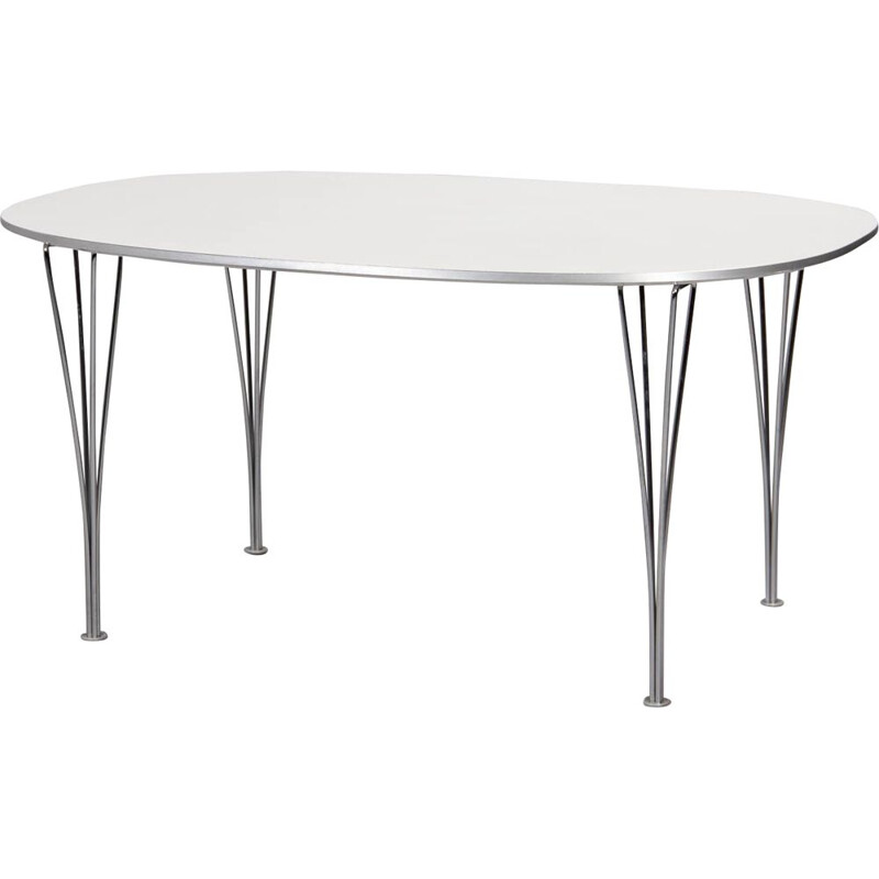 "Table ""super ellipse"" by Piet Hein, Bruno Mathsson - Fritz Hansen 2006"