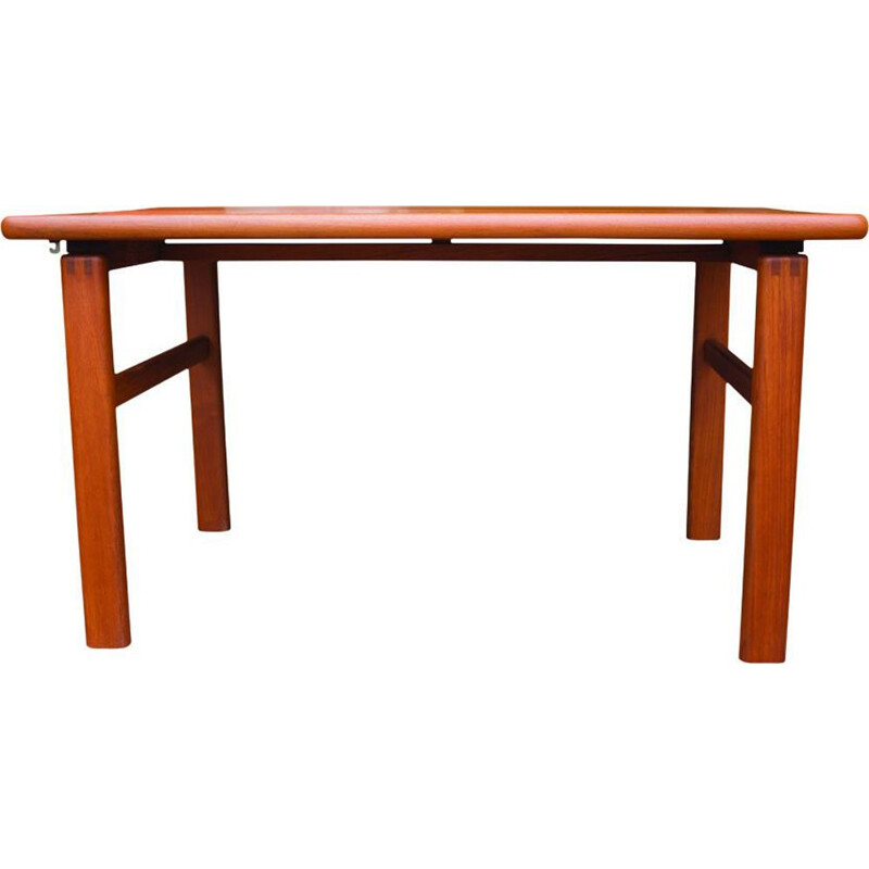 Danish Extendable Dining Table 1970