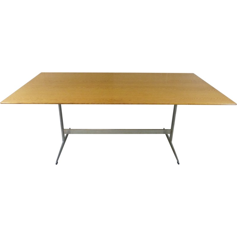 Shaker Base Dining Table By Arne Jacobsen For Fritz Hansen Design