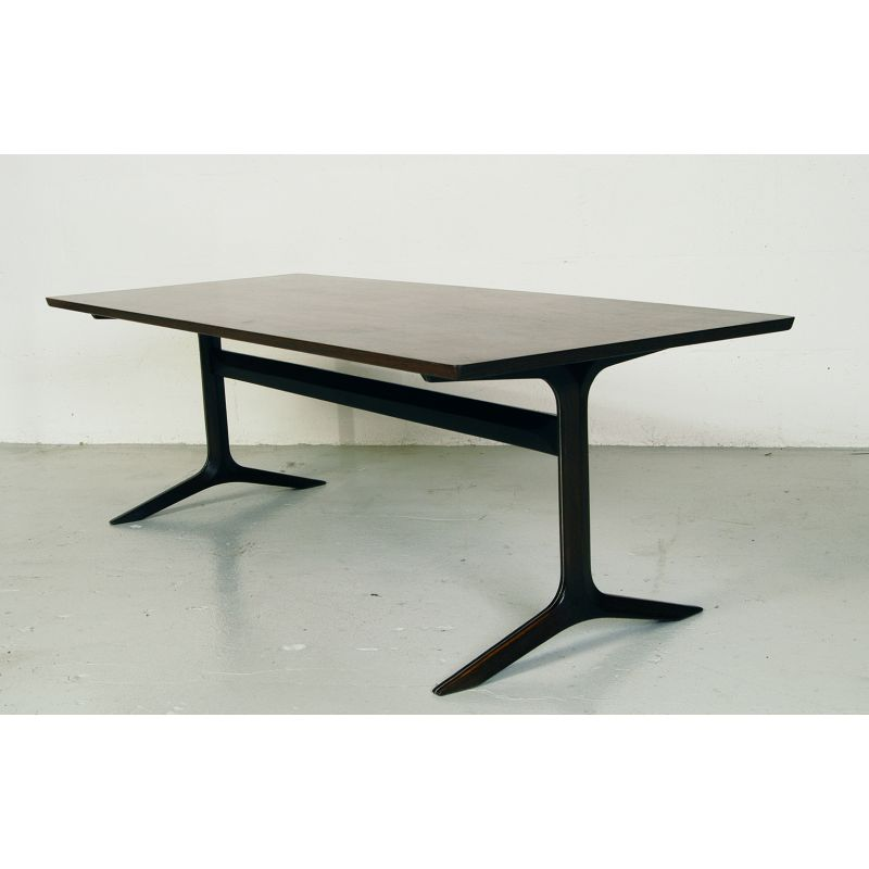 Orla Retro Coffee Table: Vintage Danish Rosewood Coffee Table By Peter Hvidt And