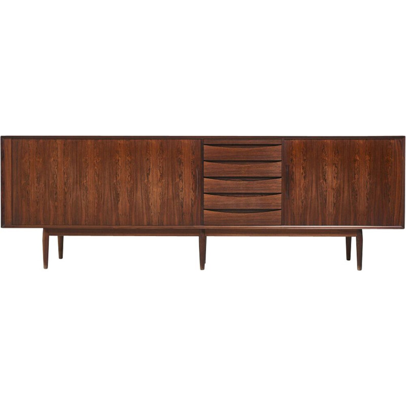 Vintage model 76 sideboard for Sibast in rosewood