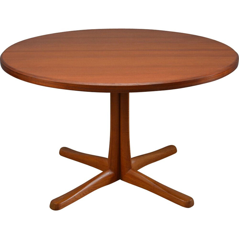 Extendable table in teak by Nathan