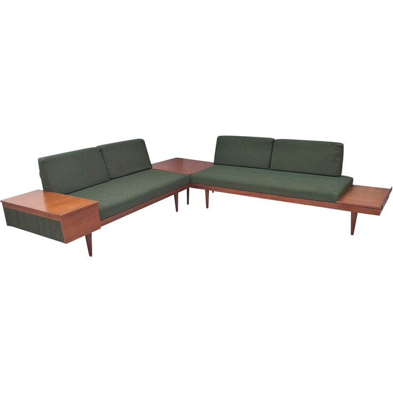 Green living room set by Ingmar Relling