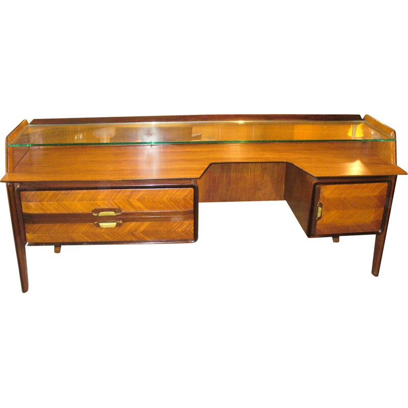 Mahogany sideboard by Vittorio Dassi