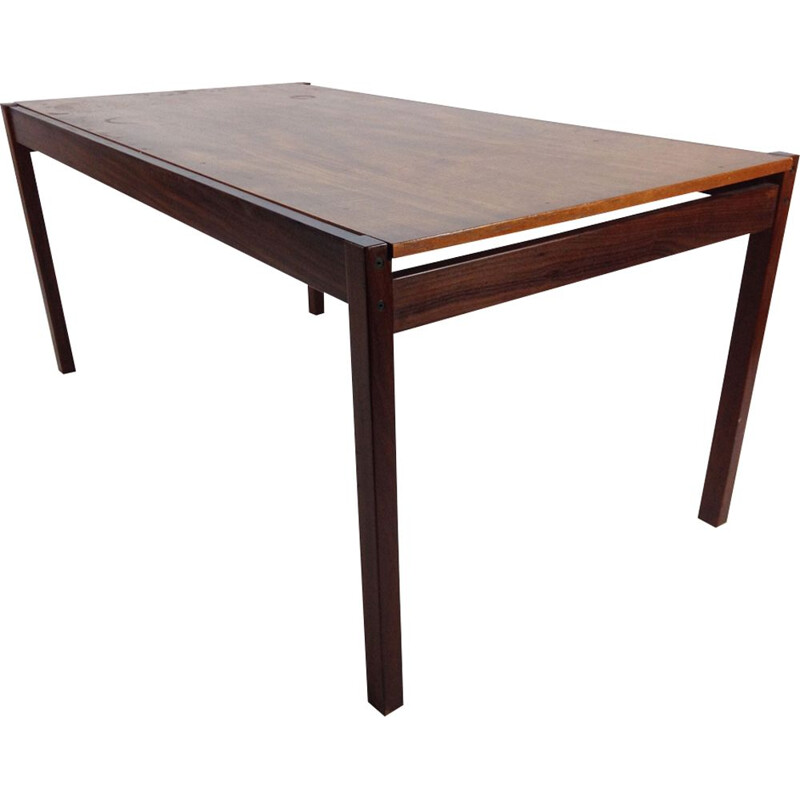 Teak dining table by Cees Braakman for Pastoe