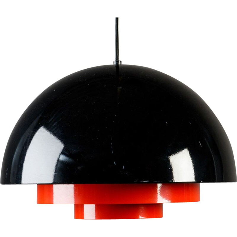 Vintage Medio hanging lamp by Jo Hammerborg