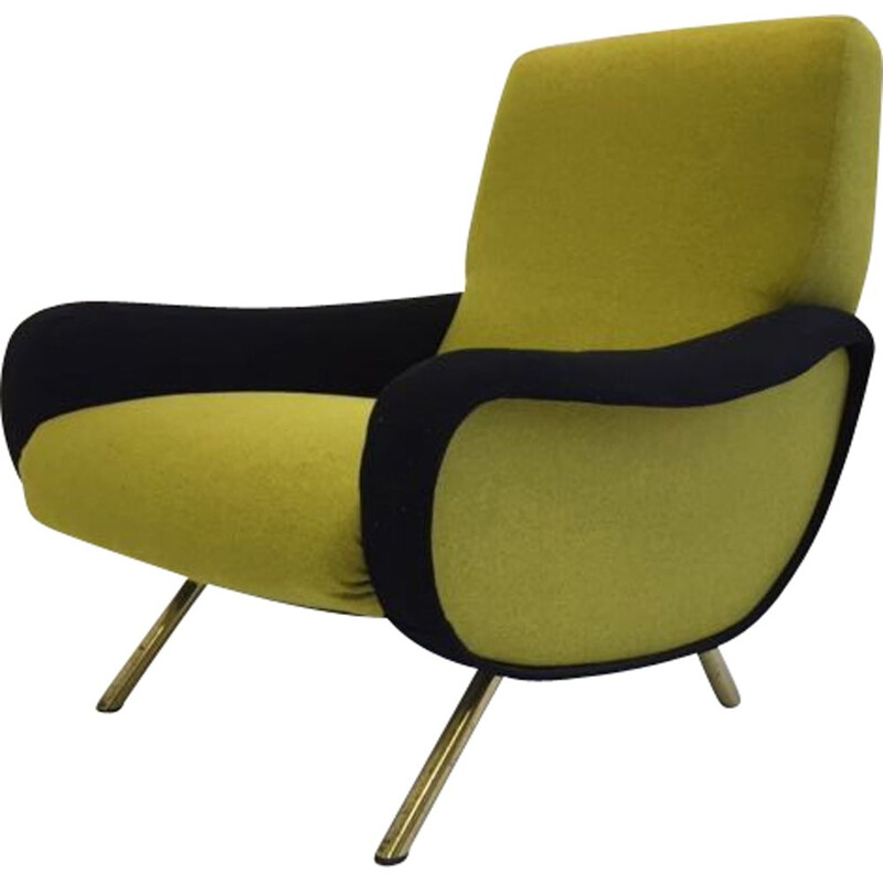 Lady armchair by Marco Zanuso for Arflex
