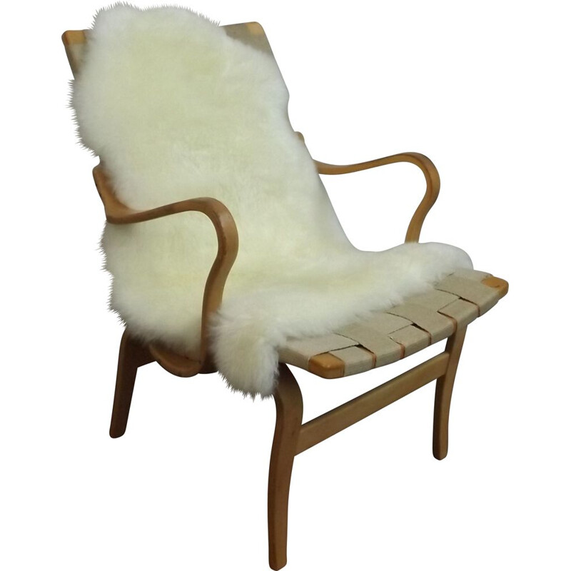 Vintage Eva Chair by Bruno Mathsson