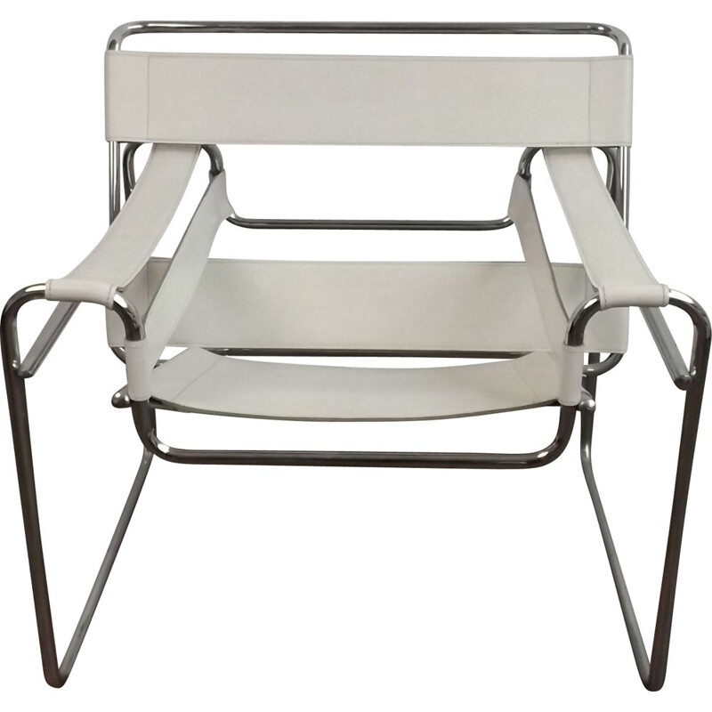 Vintage Wassily chair by Marcel Breuer