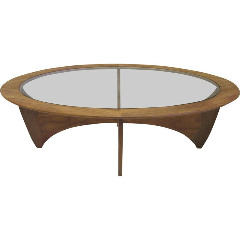 Astro coffee table in teak by G-Plan