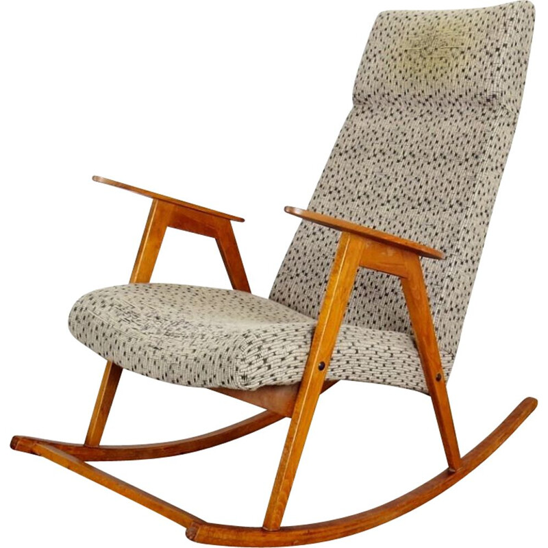 Vintage rocking chair from the 60s