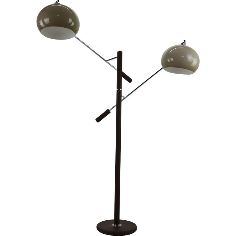 Vintage adjustable floor lamp from Netherlands 1970