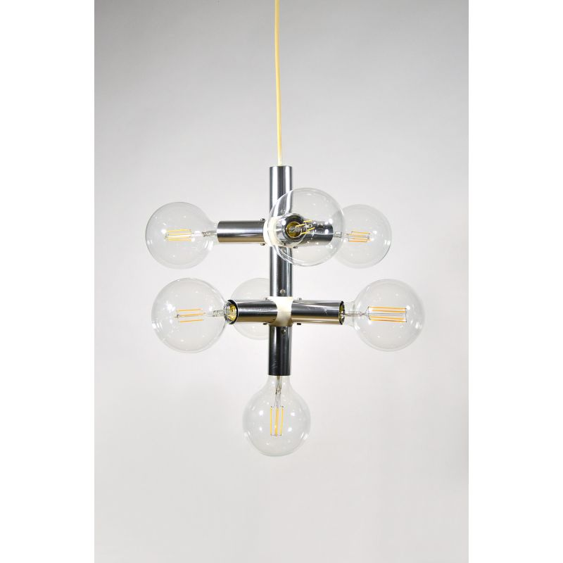 Betere Vintage Atomic hanging lamp for Swiss Lamps in plastic and AR-23
