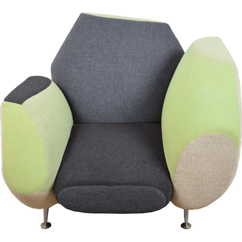 Vintage armchair by Javier Mariscal for Moroso 1990