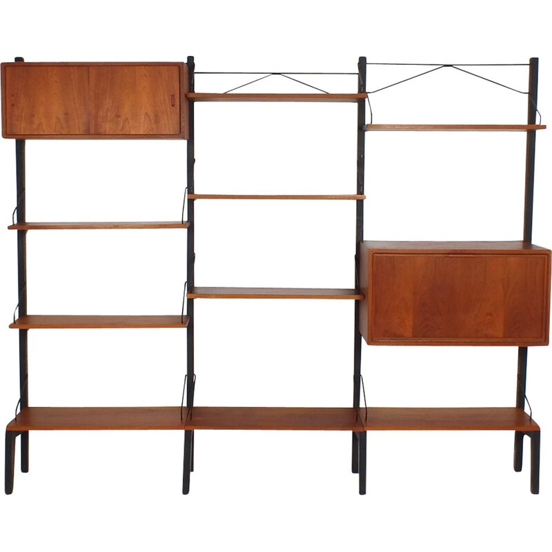 Vintage Bookcase by Poul Cadovius, Denmark