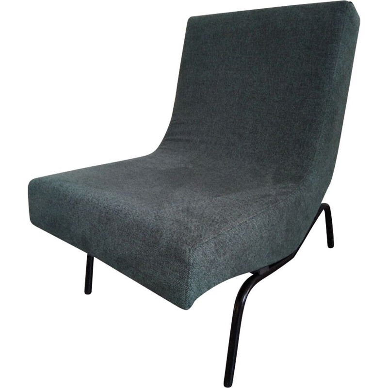CM194 low chair by Pierre Paulin for Thonet