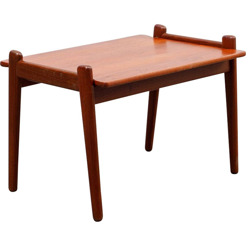 Coffee table in teak by Fredrik Kayser for Vatne
