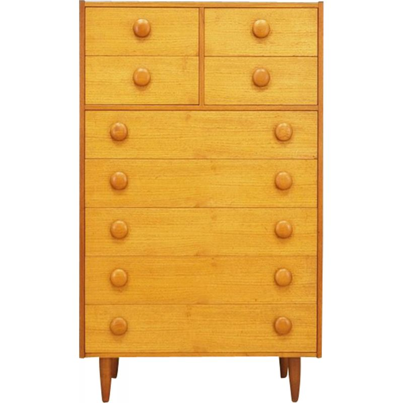 Vintage chest of drawers in teak danish design