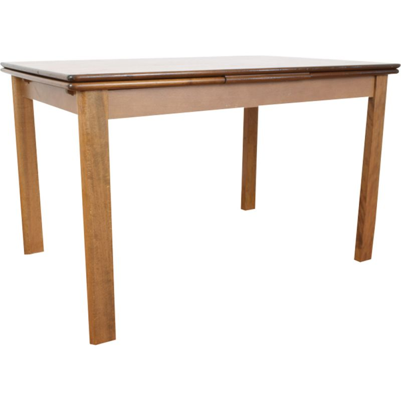 Vintage Danish extendable dining table