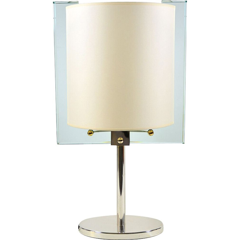 Vintage table lamp by Nathalie Grenon for Fontana Arte model 2833