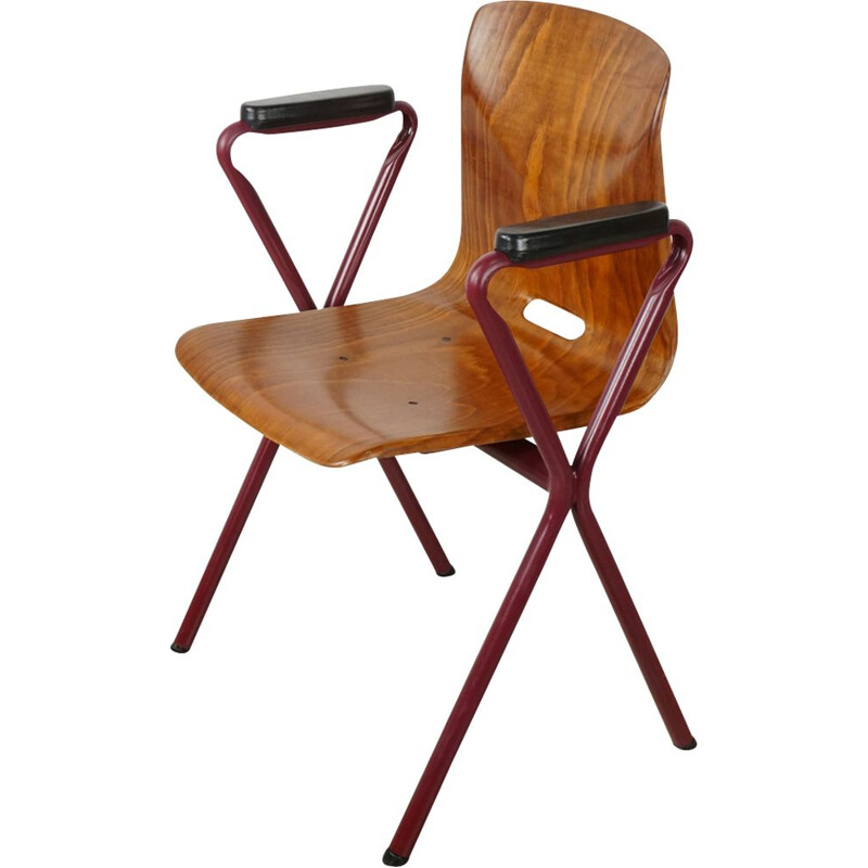 Vintage Pagwood Pagholz chair 1960