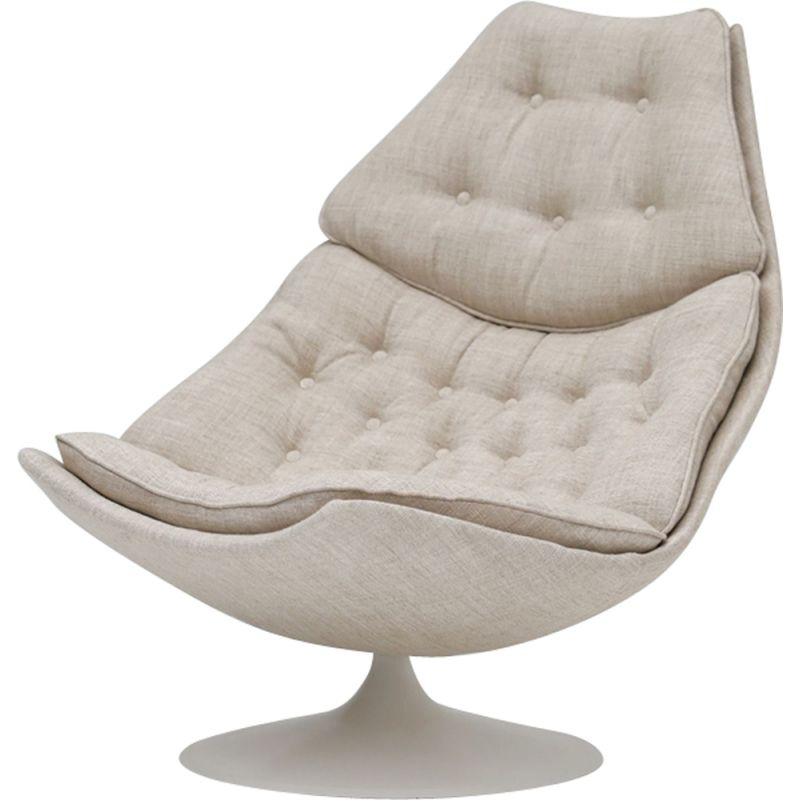 Vintage lounge chair model F588 by Geoffrey Harcourt for Artifort,1960