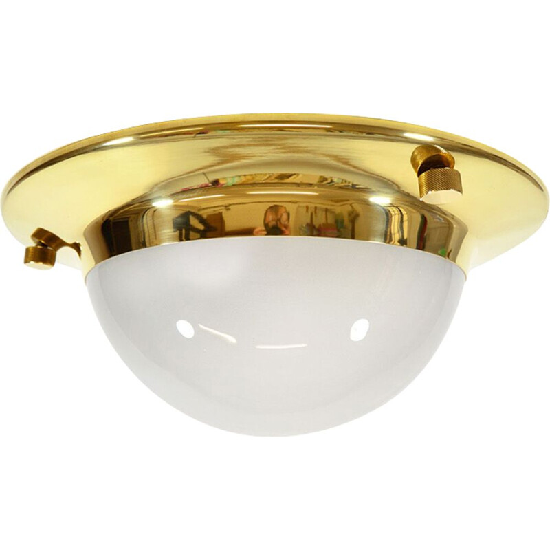 Vintage Ceiling light model LSP6  by Luigi Caccia Dominioni for Azucena,1960