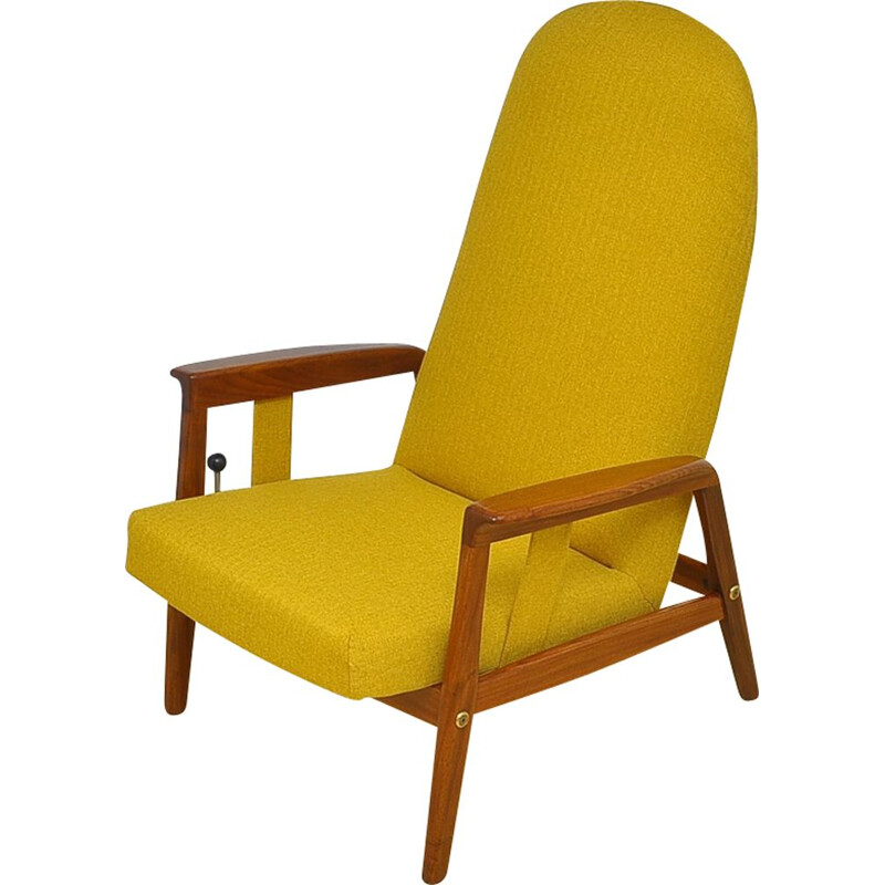 Vintage adjustable armchair from Durup