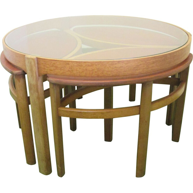 Vintage coffe table from the 60s