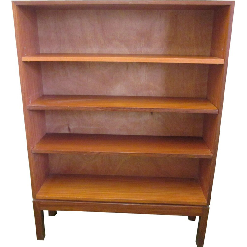 Vintage shelves in teak from the 60s