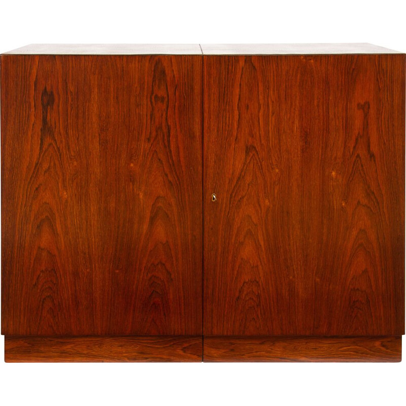 Vintage bar in rosewood, Danish, circa 1960