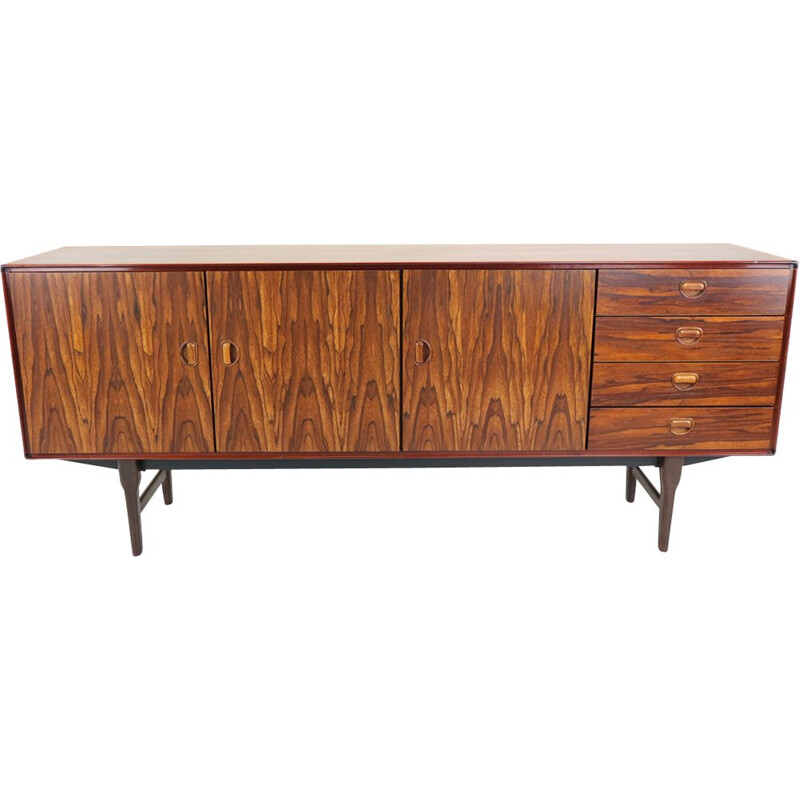 Vintage sideboard in rosewood by Fristho