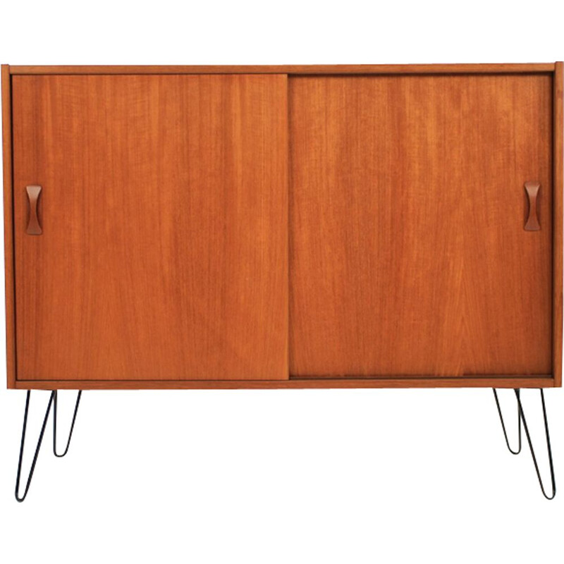 Vintage sideboard in teak, Danish, 1960s