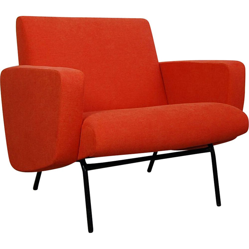 Vintage armchair Breda by Pierre Guariche for Meurop , 1962