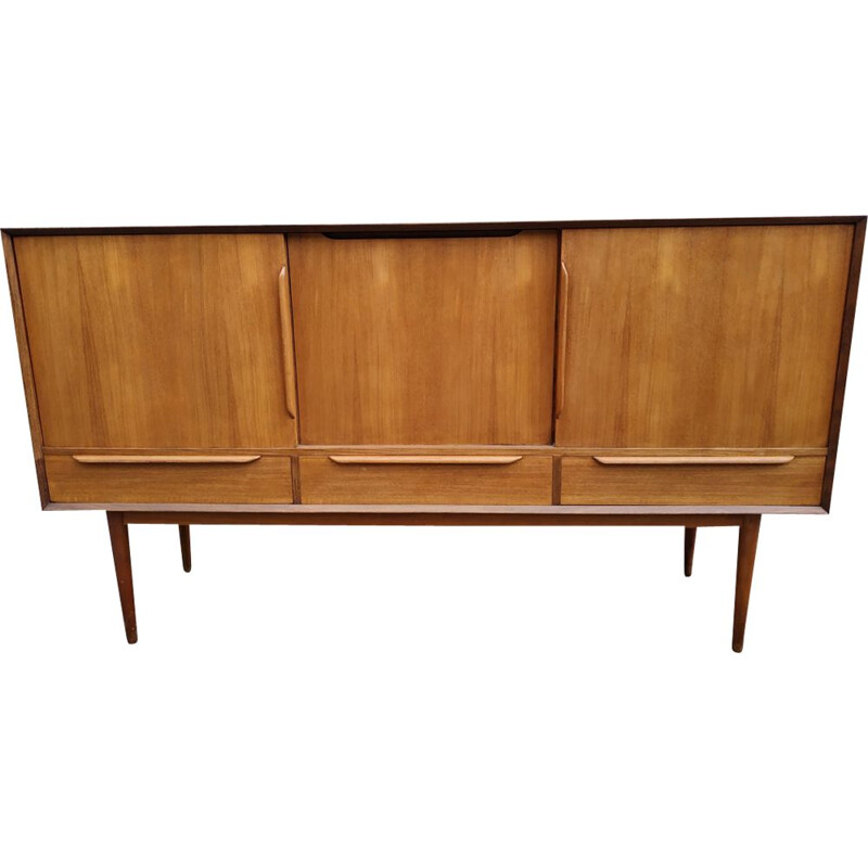 Vintage danish sideboard in teak 1960