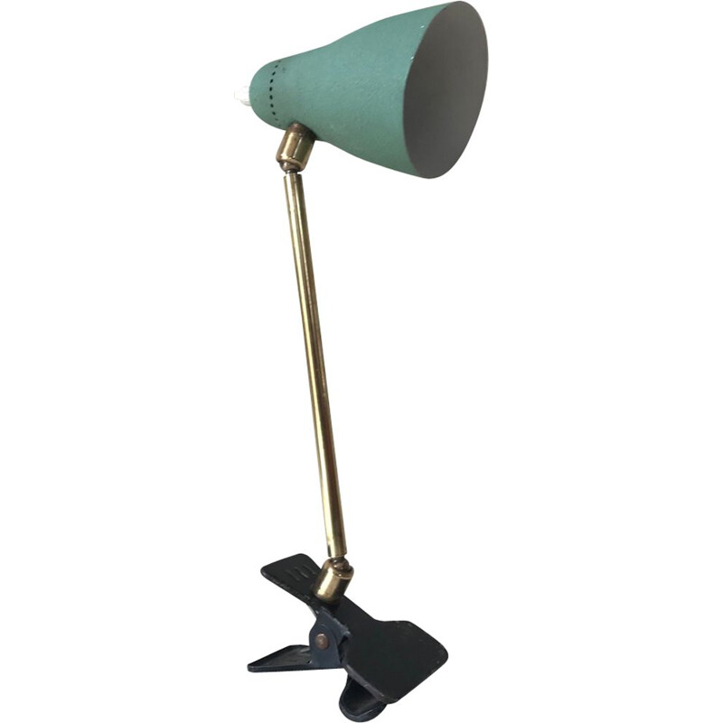 Vintage desk lamp by Giuseppe Ostuni,1960