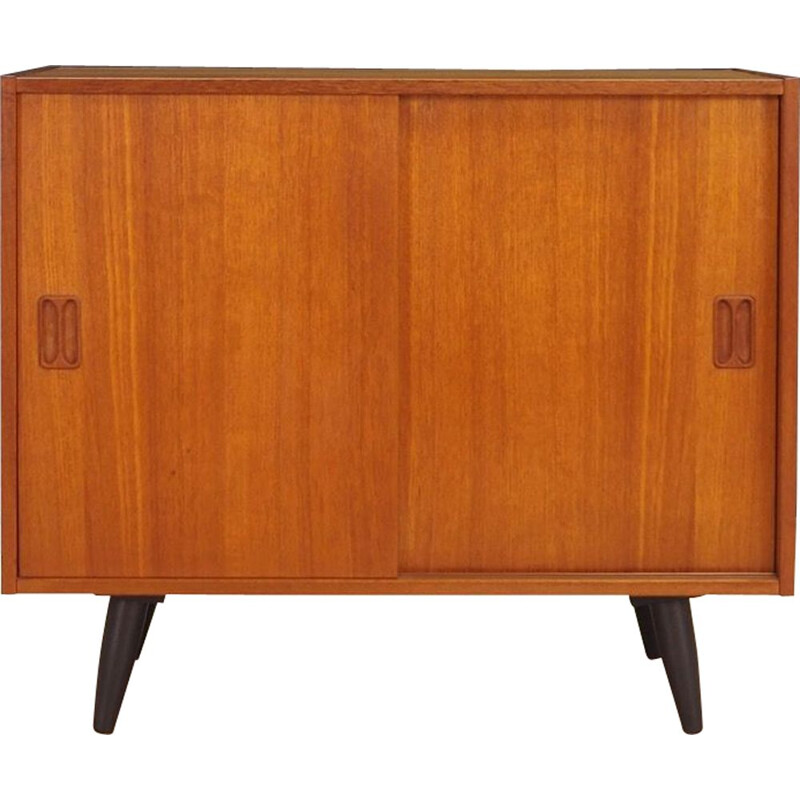 Vintage chest of drawers in teak from the 70s