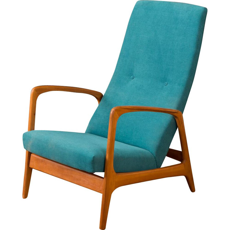 Vintage Scandinavian armchair from the 50s