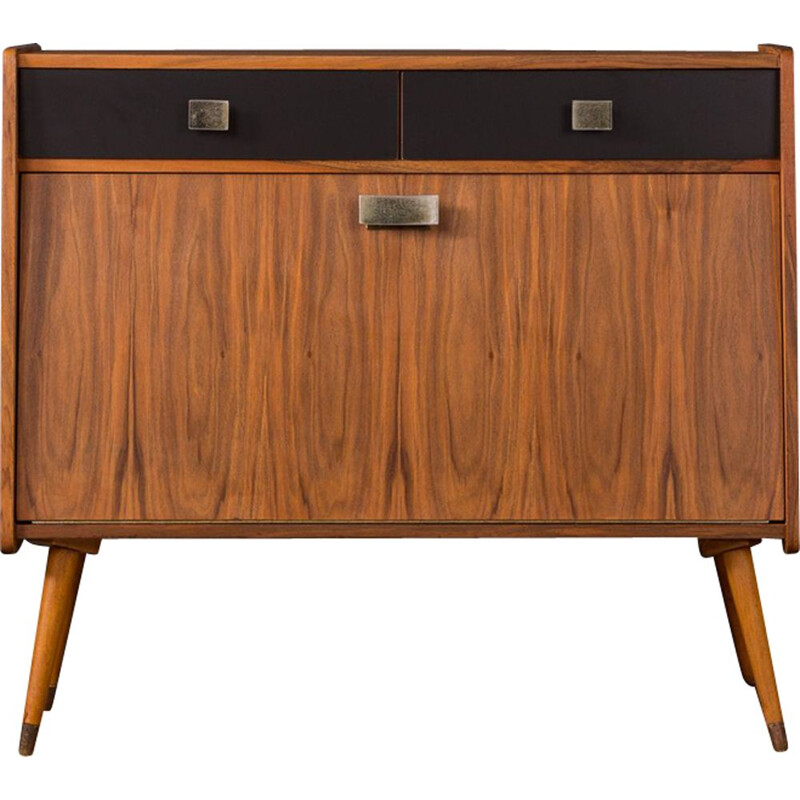 Vintage German highboard  from the 60s