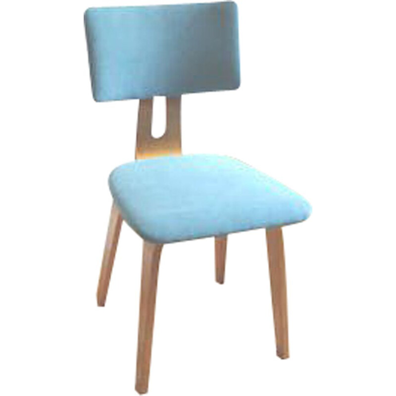 Vintage chair model SB 02 by Cees Braakman for Pastoe, Netherlands